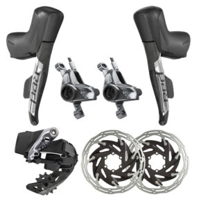 Sram Red eTap AXS 1X Electronic HRD Groupset