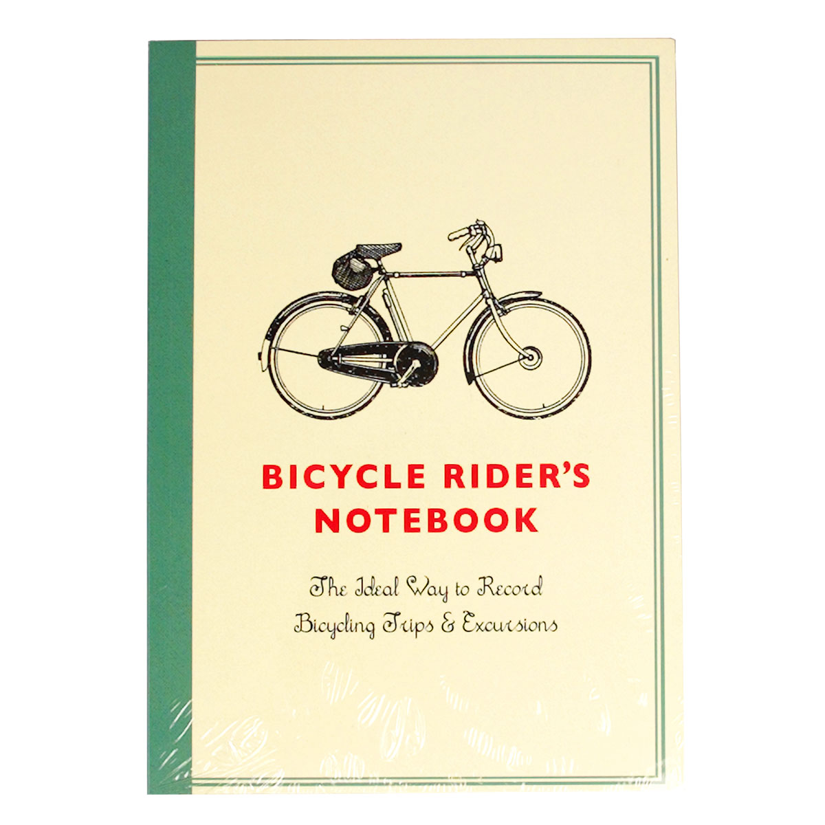Bicycle Riders A5 Notebook