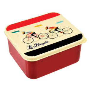 Le Bicycle Lunchbox
