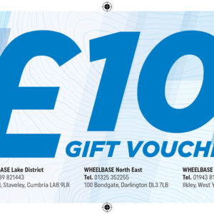 Wheelbase £10 Gift Voucher