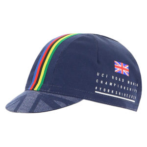 Yorkshire 2019 Santini Cycling Cap